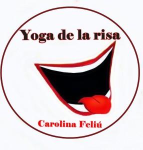 Yoga de la risa logo